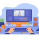 Comunicazione e pubblicità Progettazione grafica Trattamento delle immagini grafiche Introduzione al video editing
